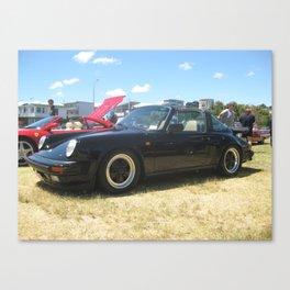 1988 Porsche 911 3.2 Targa Canvas Print