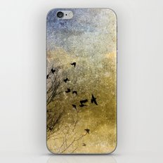New Day Yesterday iPhone & iPod Skin