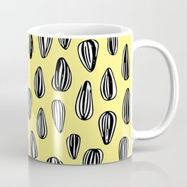 sunflower seeds Coffee Mug