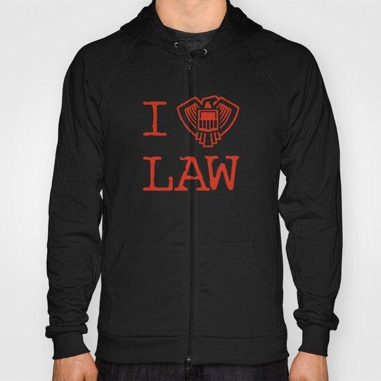 Law Lover Hoody