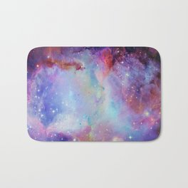 A Galaxy Far Far Away Bath Mat