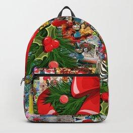 Portugal Christmas Backpack