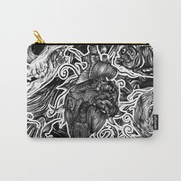 Beating Heart Carry-All Pouch