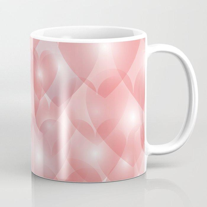 Hearts Aglow Coffee Mug