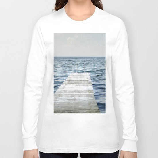 Out into the Lake Long Sleeve T-shirt