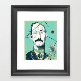 John Cleese Framed Art Print