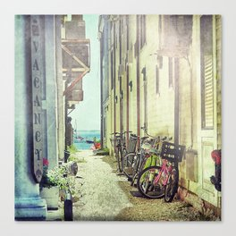 Vacancy at Provincetown Canvas Print