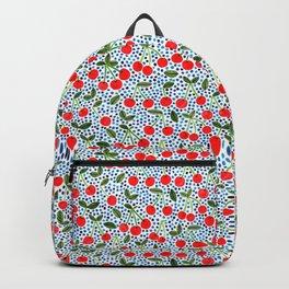 Cherries! by Veronique de Jong Backpack