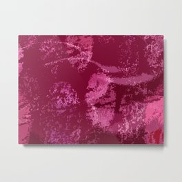 Sudden search Metal Print