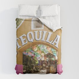 Tequila Tasting Comforters
