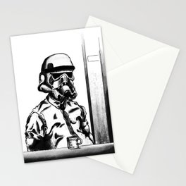 Life After the Empire... New Opportunities Stationery Cards