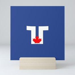 Flag of Toronto Mini Art Print