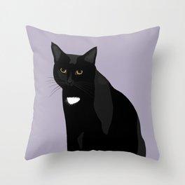 The Cat Sith (Cat Sidhe) Throw Pillow