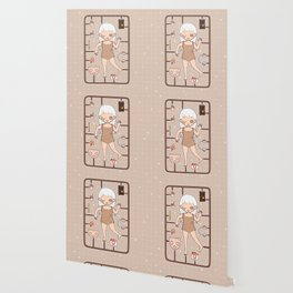 MUOUS Doll Wallpaper