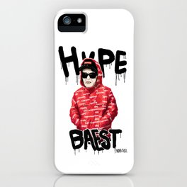 hyp iPhone Case