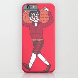 Hugh Dancy with Pumpkins iPhone Case