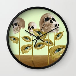 Decadence Growth Wall Clock