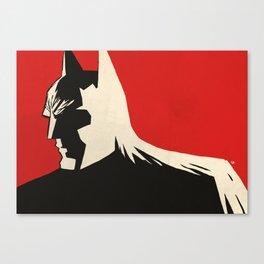 Bat Noir Canvas Print