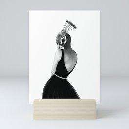 Co-co Cocktail Mini Art Print