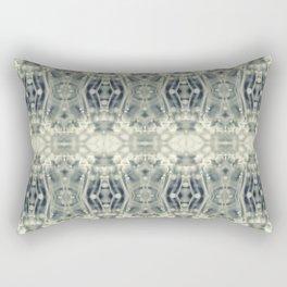 Poppy Collage Rectangular Pillow