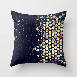 scandal texture Throw Pillow