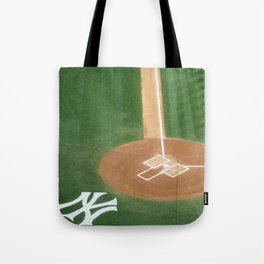 New York B Tote Bag