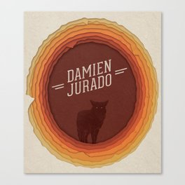 Damien Jurado Canvas Print