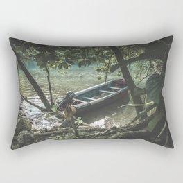 Sinking Swale Rectangular Pillow