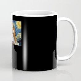 Starry Night Friday-sn, Van Gogh Coffee Mug