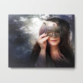 You will never know me Metal Print