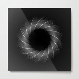 Inspiral - 04-02 Metal Print