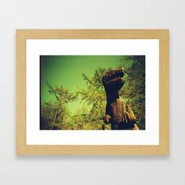 Jurrasic Framed Art Print