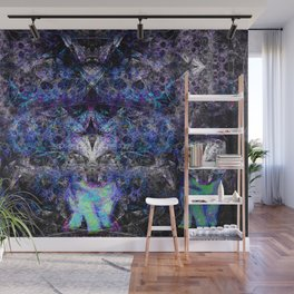 The Ice Husky Pack Wall Mural