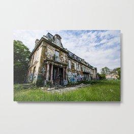 Château Rothschild  Metal Print
