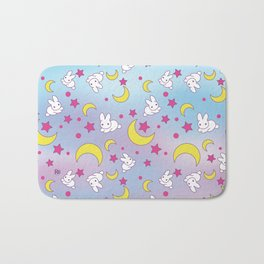Usagi' s Pattern Bath Mat