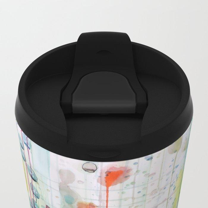 aroma Metal Travel Mug