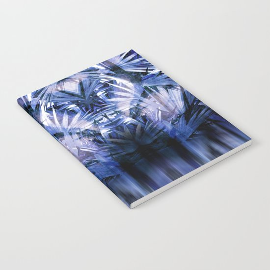 Palm With Gradient Notebook
