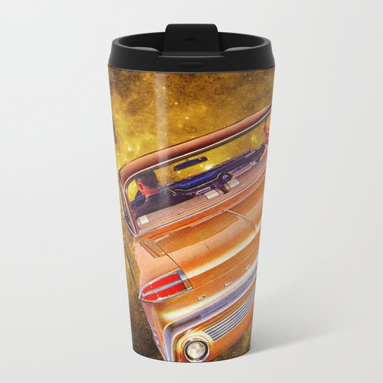 DMT Trip Metal Travel Mug