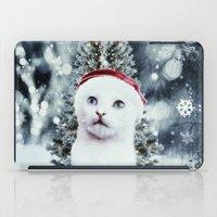 xmas iPad Cases featuring ~Xmas by SOPHIA FREITAS