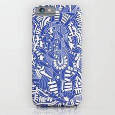 - captain lost in blue - iPhone 6s Slim Case