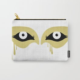 Melting Mask Carry-All Pouch