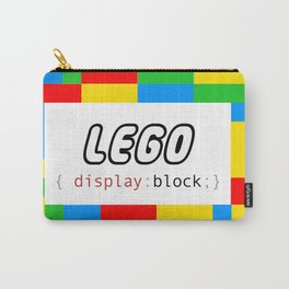 CSS Pun - Lego Carry-All Pouch