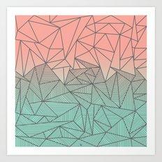 Bodhi Rays Art Print