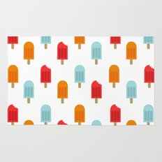 Ice Lollies Pattern Rug