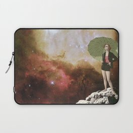 Lady in Space I Laptop Sleeve