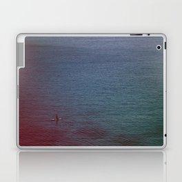 middle of the sea Laptop & iPad Skin