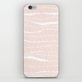 Braid iPhone Skin
