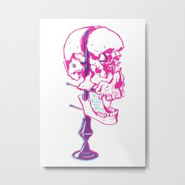 You Blow My Mind Metal Print