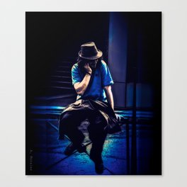 The Celular. Canvas Print