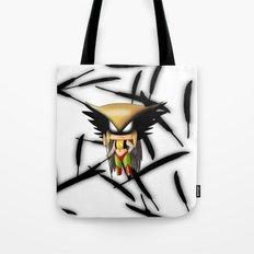 Chibi Hawkgirl Tote Bag
